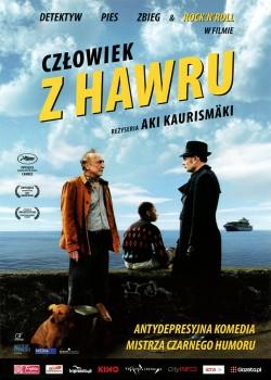 Przód ulotki filmu 'Człowiek Z Hawru'