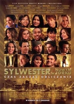 Przód ulotki filmu 'Sylwester W Nowym Jorku'