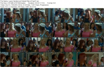 Laura Vandervoort - Instant Star Season 1 Videos