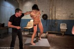 The Training of a Adriana Chechik or a Slave Day One - Kink/ TheTrainingOfO (2013/ HD 720p)
