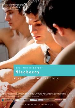 Polski plakat filmu 'Nieobecny'