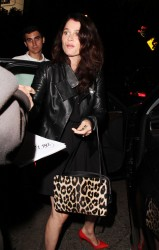 Robin Tunney - leaving the Chateau Marmont in Hollywood 9/17/13