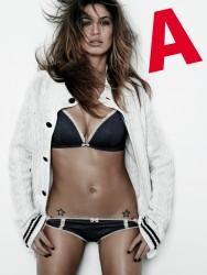 Anna Magazine (2011) Italy