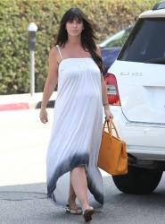 Jennifer Love Hewitt - out in Brentwood 9/19/13