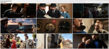 Download The Adventures of Tintin (2011) BluRay 1080p 5.1CH x264 Ganool