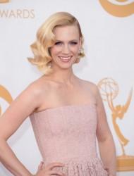 January Jones - 65th Annual Primetime Emmy Awards 9/22/13