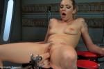 Bailey Blue : Fucking a Stunner - Kink/ FuckingMachines (2013/ HD 720p)