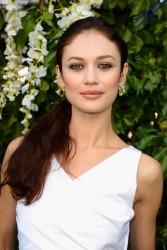 Olga Kurylenko - Christian Dior Spring 2013 fashion show in Paris 9/27/13