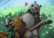 Kung Fu Panda porn