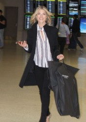 Ali Larter - at the airport in Baltimore 9/27/13
