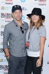 Olivia Wilde - 2013 Global Citizen Festival in NYC 9/28/13