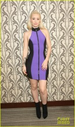 Iggy Azalea - BET�s 106 & Park in NYC 10/3/13