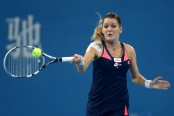 Agnieszka Radwanska - 2013 China Open Day 8 in Beijing 10/5/13