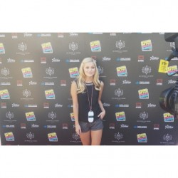 "Olivia Holt @ Tony Hawk's ""Stand Up For Skateparks"" Benefit in Beverly Hills 10/5/13"