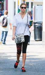 Kate Upton - out in NYC 10/5/13