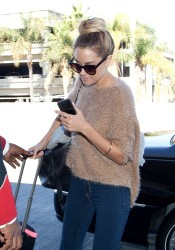 Lauren Conrad - At LAX Airport 10/6/13