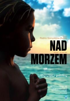 Przód ulotki filmu 'Nad Morzem'