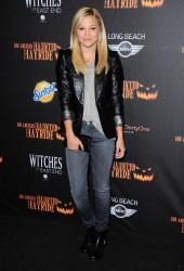 Olivia Holt - 5th Annual LA Haunted Hayride Premiere Night 10/10/13