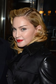 Madonna New York Film Festival Walter Reade Theatre 2013
