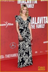 "Dianna Agron - ""Family"" Premiere in Germany 10/15/13"