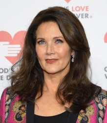 Lynda Carter - 2013 Golden Heart Awards in NYC 10/16/13
