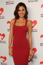 Alyssa Miller - 2013 Golden Heart Awards in NY 10/16/13
