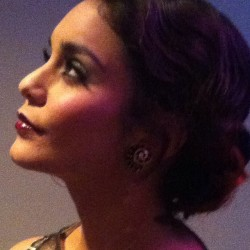 Vanessa Hudgens - Awards Ceremony during the Heartland Film Festival in Indianapolis 10/19/13