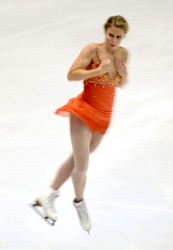 Ashley Wagner - Skate America 2013 in Detroit 10/20/13