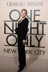 Renee Zellweger - Giorgio Armani One Night Only NYC in NYC 10/24/13