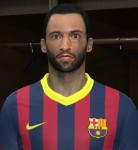 download pes 2014 Javier Mascherano Face by zizi
