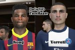 pes 2014 Song & Verrati Faces By DzGeNiO download