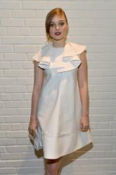 Bella Heathcote - Chloe Los Angeles Fashion Show & Dinner 10/29/13