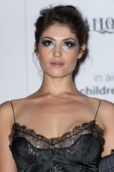 Gemma Arterton - The UNICEF Halloween Ball in London 10/31/13