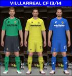 download pes 2014 Villarreal CF 13/14 GDB Set by KaNaRiO