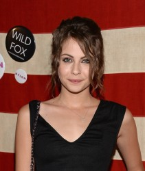 Willa Holland - Nylon Magazine Celebrates 'America The Issue' in West Hollywood 11/1/13