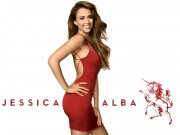 Jessica Alba : One Hot Wallpaper