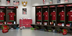 download Indonesia Locker Room PES2014 by Nugrahaji