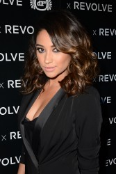 Shay Mitchell - Revolve 10th Anniversary Party in LA 10/8/13