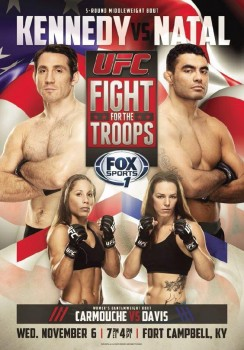 UFC Fight Night 31: UFC Fight for the Troops 3 (2013) .x264 .mkv hdtv 720p eng