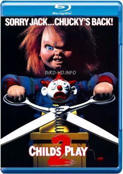 Child's Play 2 1990 m720p BluRay x264-BiRD