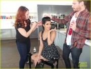 Priyanka Chopra - Set of Just Jared Photoshoot - x9