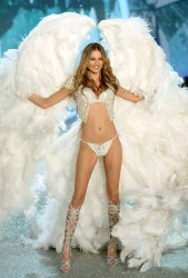 Behati Prinsloo - Victoria's Secret Fashion Show in NYC 11/13/13