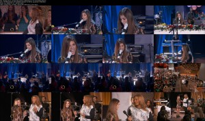 Christina Perri - Human [The Queen Latifah Show 11-18-13] (1080i)
