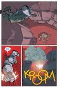 Atomic Robo and the Savage Sword of Dr. Dinosaur #03