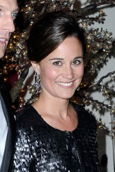 Pippa Middleton - 2013 Sugarplum Ball Gala in London 11/20/13