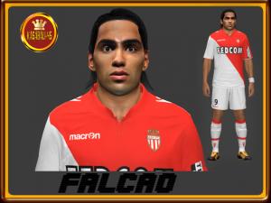 pes 2014 Radamel Falcao Final Face