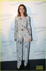 Leighton Meester - Biotherm Event in Shanghai, China 11/21/13