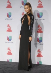Carmen Electra - 14th Annual Latin GRAMMY Awards in Las Vegas 11/21/13