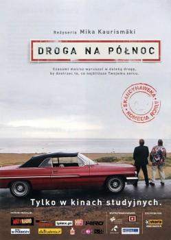 Przód ulotki filmu 'Droga Na Północ'