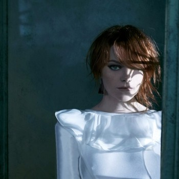 Emma Stone new outtake from The Sunday Telegraph